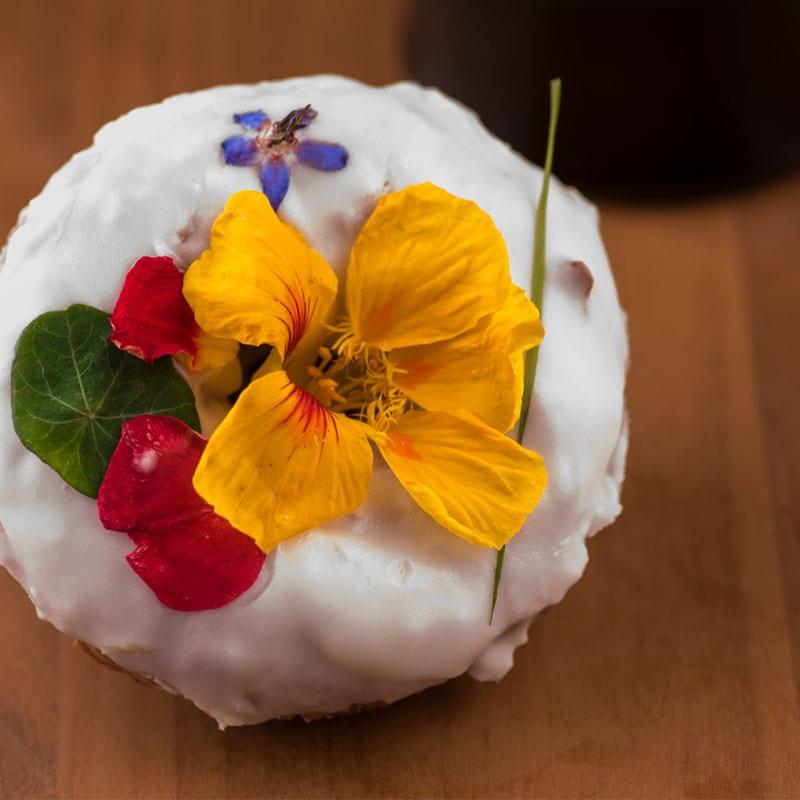 Ardbeg Dark Cove | Midsummer Garden Cake
